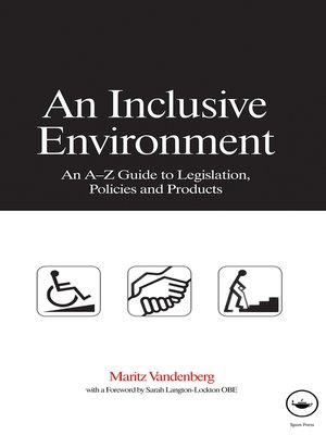 cover image of An Inclusive Environment