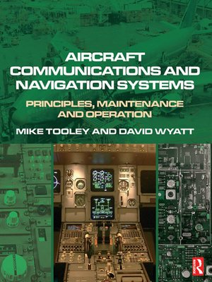 cover image of Aircraft Communications and Navigation Systems
