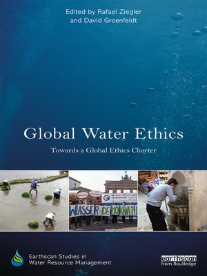 cover image of Global Water Ethics