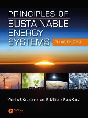 cover image of Principles of Sustainable Energy Systems