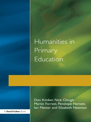 cover image of Humanities in Primary Education
