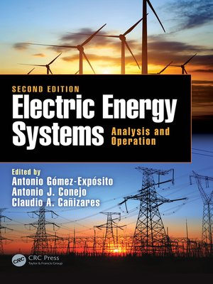 cover image of Electric Energy Systems
