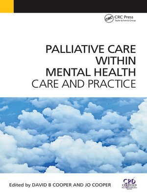 cover image of Palliative Care Within Mental Health