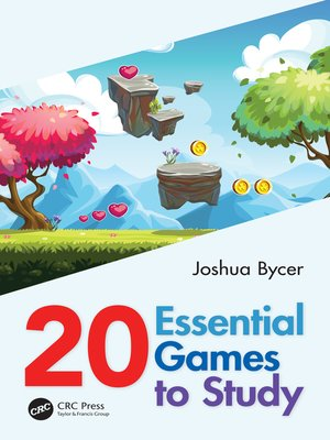 cover image of 20 Essential Games to Study