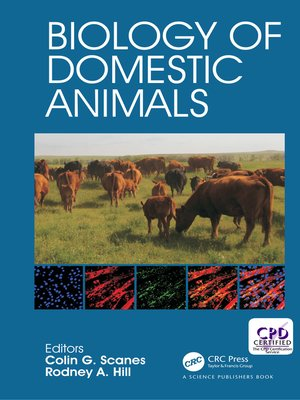 cover image of Biology of Domestic Animals