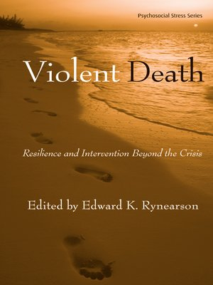 cover image of Violent Death