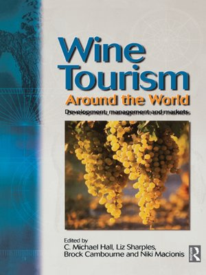 cover image of Wine Tourism Around the World