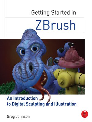 cover image of Getting Started in ZBrush