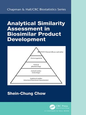 cover image of Analytical Similarity Assessment in Biosimilar Product Development