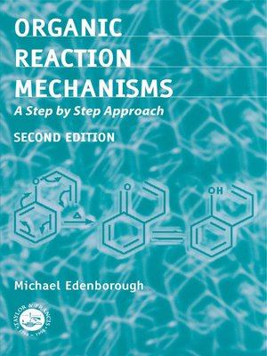 cover image of Organic Reaction Mechanisms