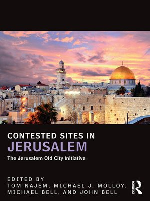 cover image of Contested Sites in Jerusalem