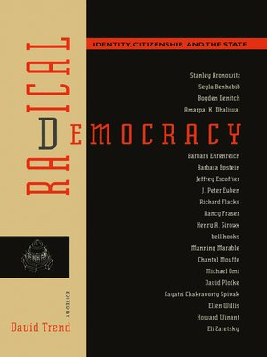 cover image of Radical Democracy