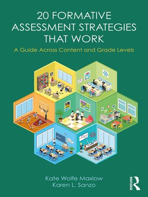 cover image of 20 Formative Assessment Strategies that Work