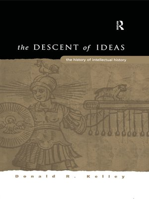 cover image of The Descent of Ideas