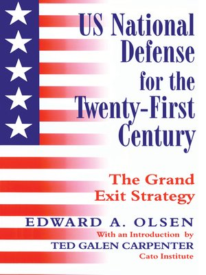 cover image of US National Defense for the Twenty-first Century