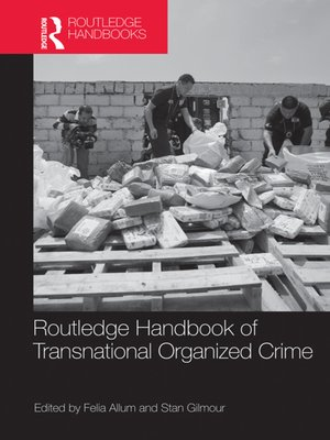 cover image of Routledge Handbook of Transnational Organized Crime