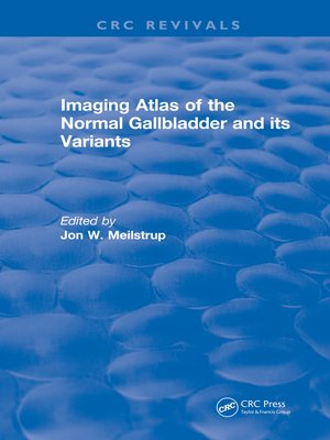 cover image of Imaging Atlas of the Normal Gallbladder and Its Variants