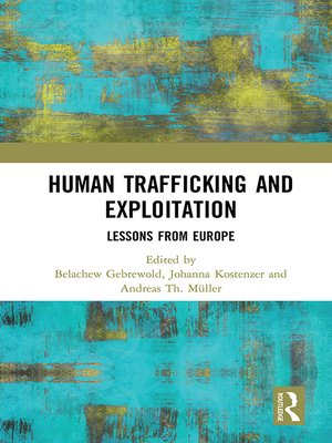 cover image of Human Trafficking and Exploitation