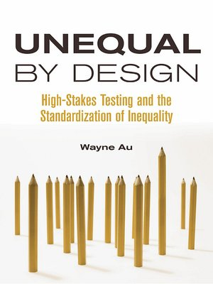 cover image of Unequal by Design