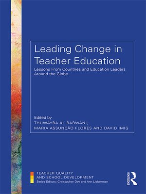 cover image of Leading Change in Teacher Education