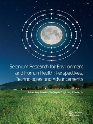 cover image of Selenium Research for Environment and Human Health