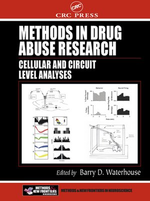 cover image of Methods in Drug Abuse Research
