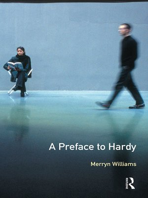 cover image of A Preface to Hardy