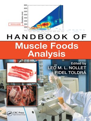 cover image of Handbook of Muscle Foods Analysis