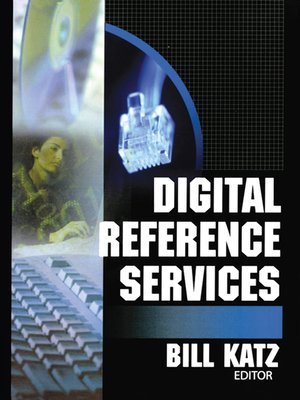 cover image of Digital Reference Services