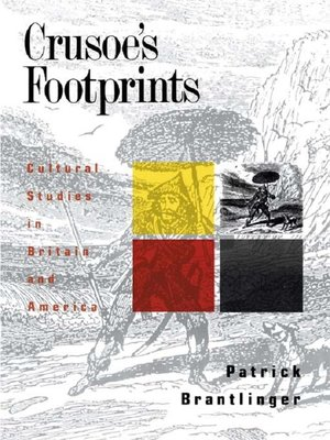 cover image of Crusoe's Footprints