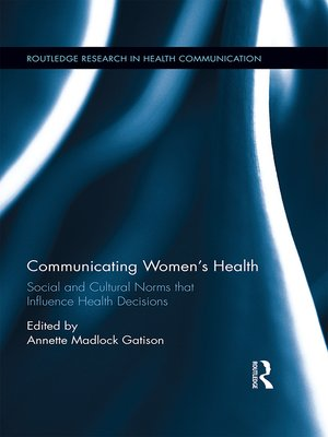 cover image of Communicating Women's Health