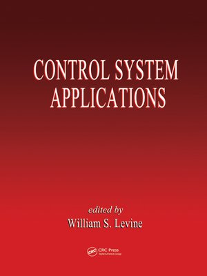 cover image of Control System Applications