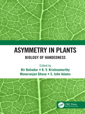 cover image of Asymmetry in Plants
