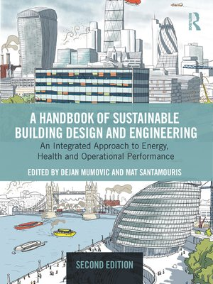 cover image of A Handbook of Sustainable Building Design and Engineering