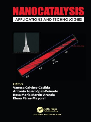 cover image of Nanocatalysis