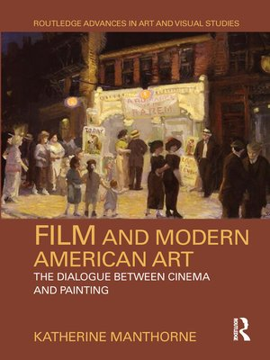 cover image of Film and Modern American Art