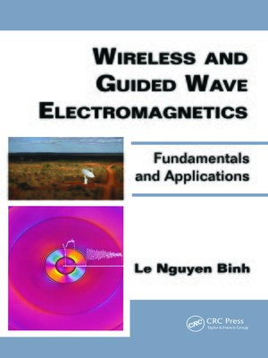 cover image of Wireless and Guided Wave Electromagnetics