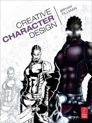 cover image of Creative Character Design