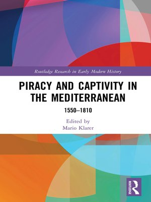 cover image of Piracy and Captivity in the Mediterranean