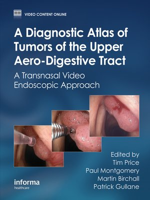 cover image of A Diagnostic Atlas of Tumors of the Upper Aero-Digestive Tract