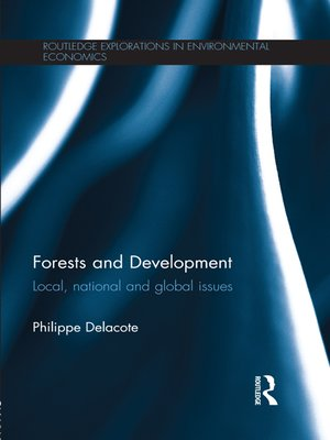 cover image of Forests and Development