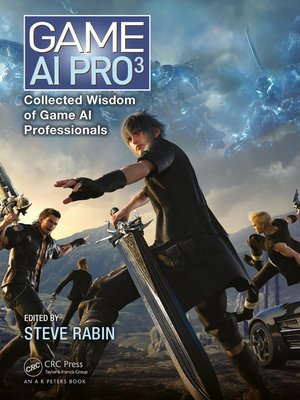 cover image of Game AI Pro 3