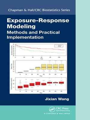 cover image of Exposure-Response Modeling