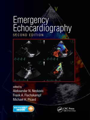 cover image of Emergency Echocardiography
