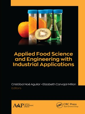 cover image of Applied Food Science and Engineering with Industrial Applications