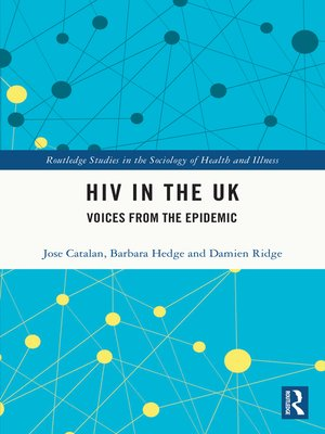 cover image of HIV in the UK