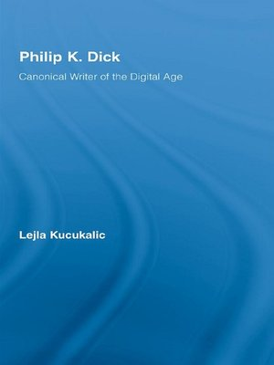 cover image of Philip K. Dick