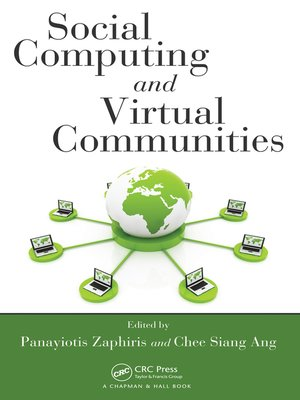 cover image of Social Computing and Virtual Communities