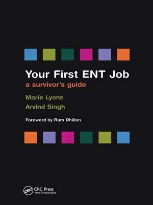 cover image of Your First ENT Job