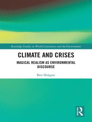 cover image of Climate and Crises